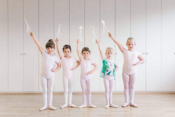 Baletni vrtec